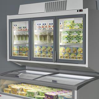 Wall Freezer ANDROMEDA
